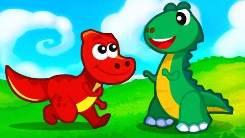 Play Little Dino Adventure Returns Free Online Game At Scorenga